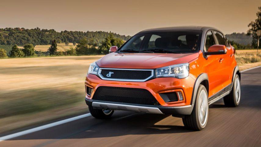 DR Automóviles es la única marca que crece en España