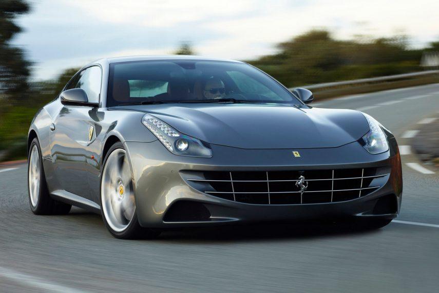 Coche del día: Ferrari FF