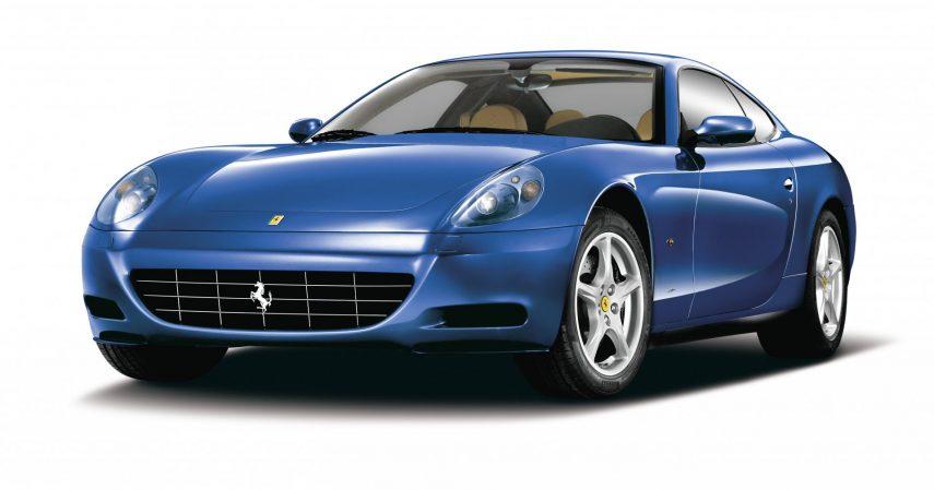 Coche del día: Ferrari 612 Scaglietti