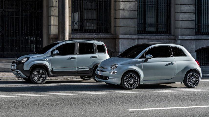 """Nuevo paquete """"D Fence"""" para los Fiat 500 y Panda Hybrid"""