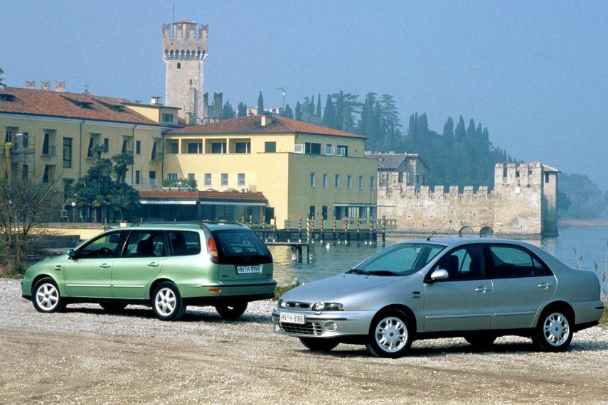 Fiat Marea HLX 20 20v 2