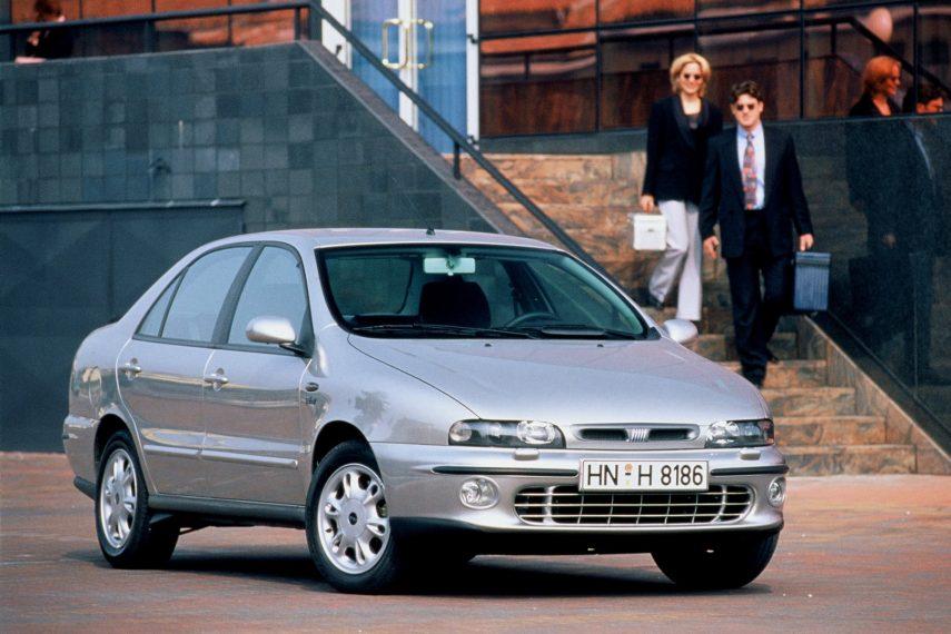 Fiat Marea HLX 20 20v 4