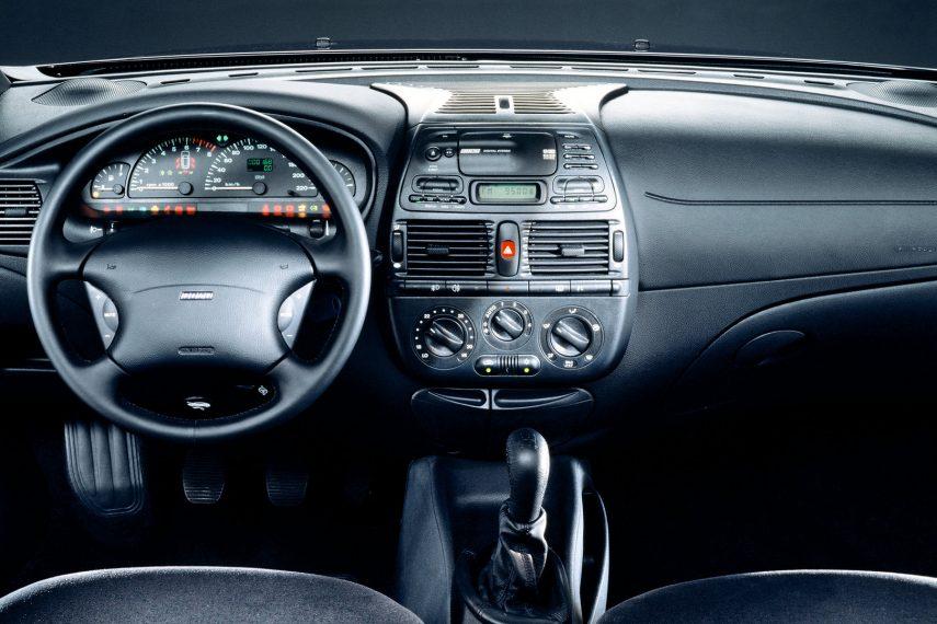 Fiat Marea HLX 20 20v 5