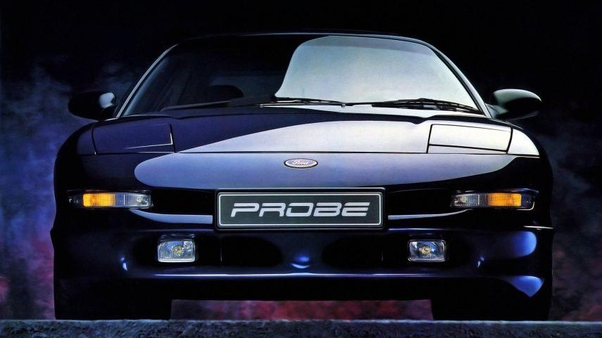 Coche del día: Ford Probe (GE)