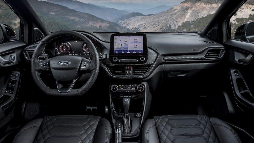 Ford Puma ST Line Vignale 2020 02