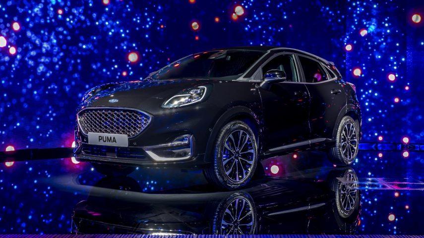 Ford Puma ST-Line Vignale: lujo y deportividad combinados en un acabado