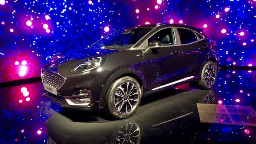 Ford Puma ST Line Vignale 2020 04
