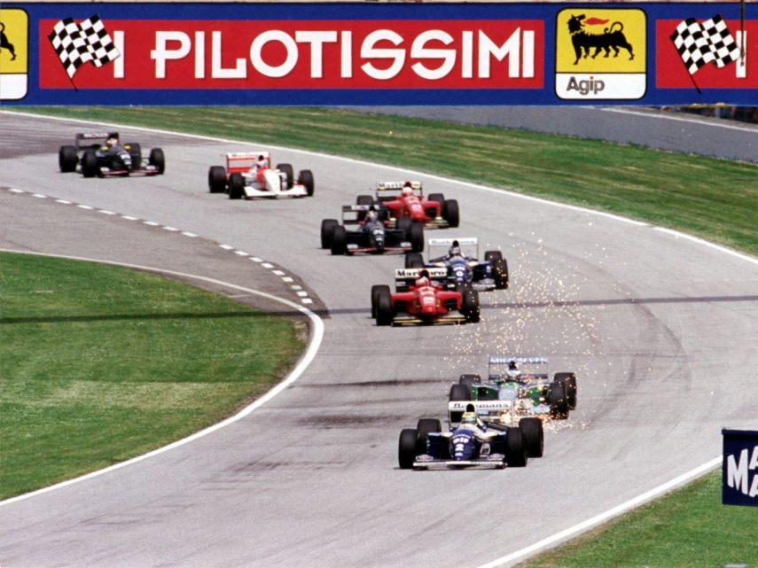 Ayrton Senna nos dejó el 1 de mayo de 1994