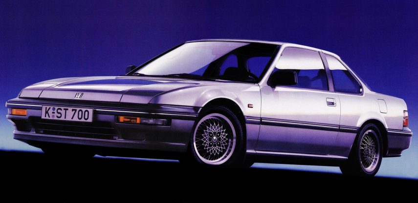 Coche del día: Honda Prelude (BA4/BA5)