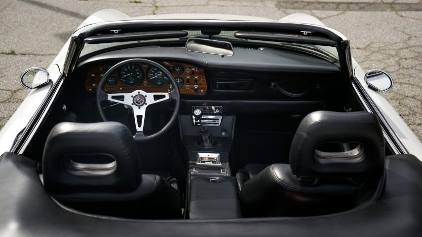 Intermeccanica Italia Cabrio 3