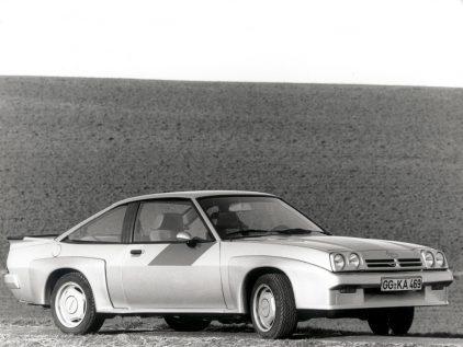 Irmscher Opel Manta i240 B2 1