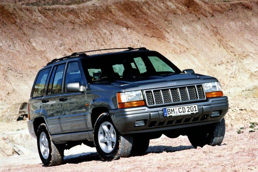 Coche del día: Jeep Grand Cherokee 5.9 V8 Limited (ZJ)