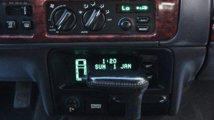 Jeep Grand Cherokee Limited ZJ 5