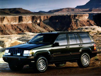 Jeep Grand Cherokee Orvis Edition ZJ 1