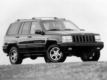 Jeep Grand Cherokee Orvis Edition ZJ 2