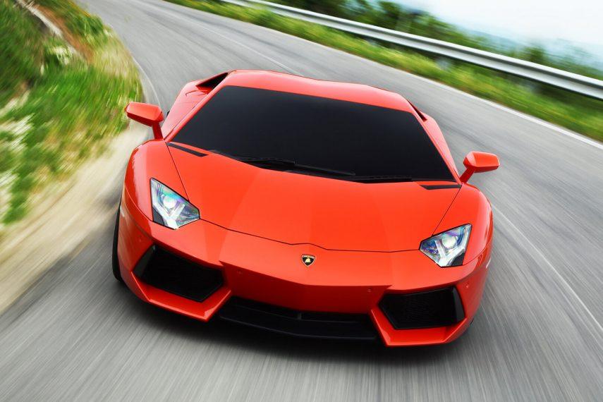 Coche del día: Lamborghini Aventador