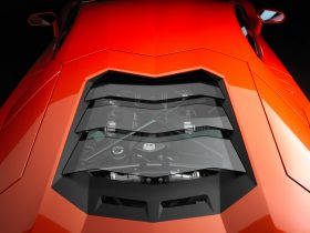 Lamborghini Aventador Coupe LP700 4 3