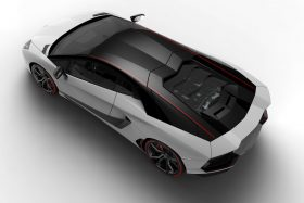 Lamborghini Aventador LP 700 4 Pirelli Edition