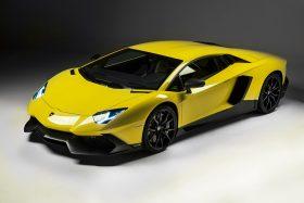 Lamborghini Aventador LP 720 4 50 Anniversario