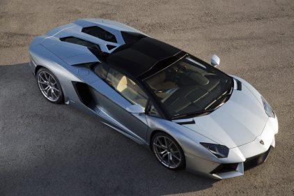 Lamborghini Aventador Roaster LP700 4 2