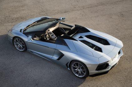 Lamborghini Aventador Roaster LP700 4 3