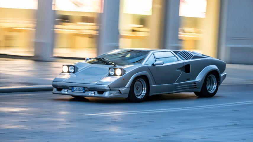 Lamborghini Countach 25 anniversario 1