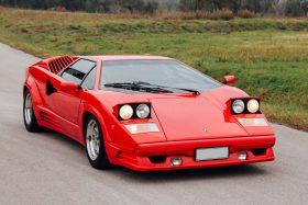 Lamborghini Countach 25 anniversario 2