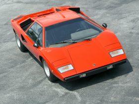 Lamborghini Countach LP400 1