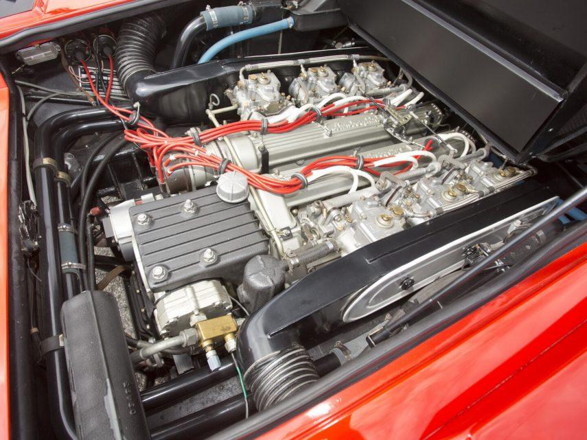 Lamborghini Countach LP400 4