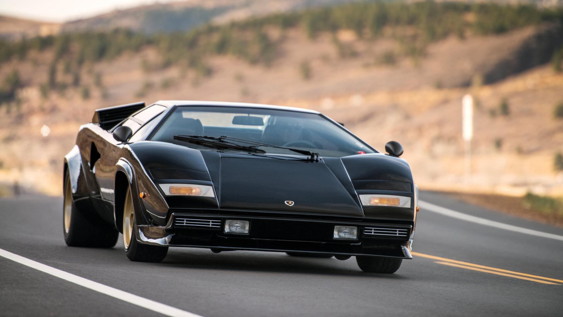 Lamborghini Countach LP400 S Serie 1