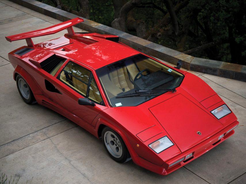 Lamborghini Countach LP5000 QV 1