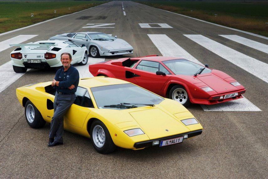 Coche del día: Lamborghini Countach