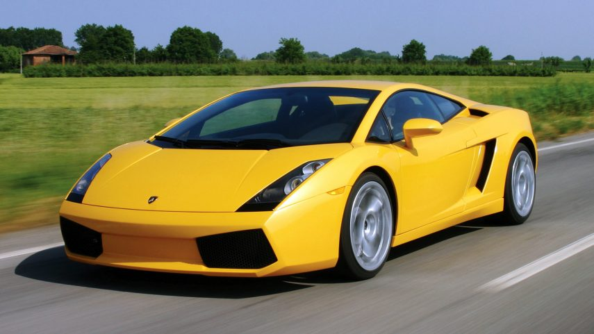 Coche del día: Lamborghini Gallardo