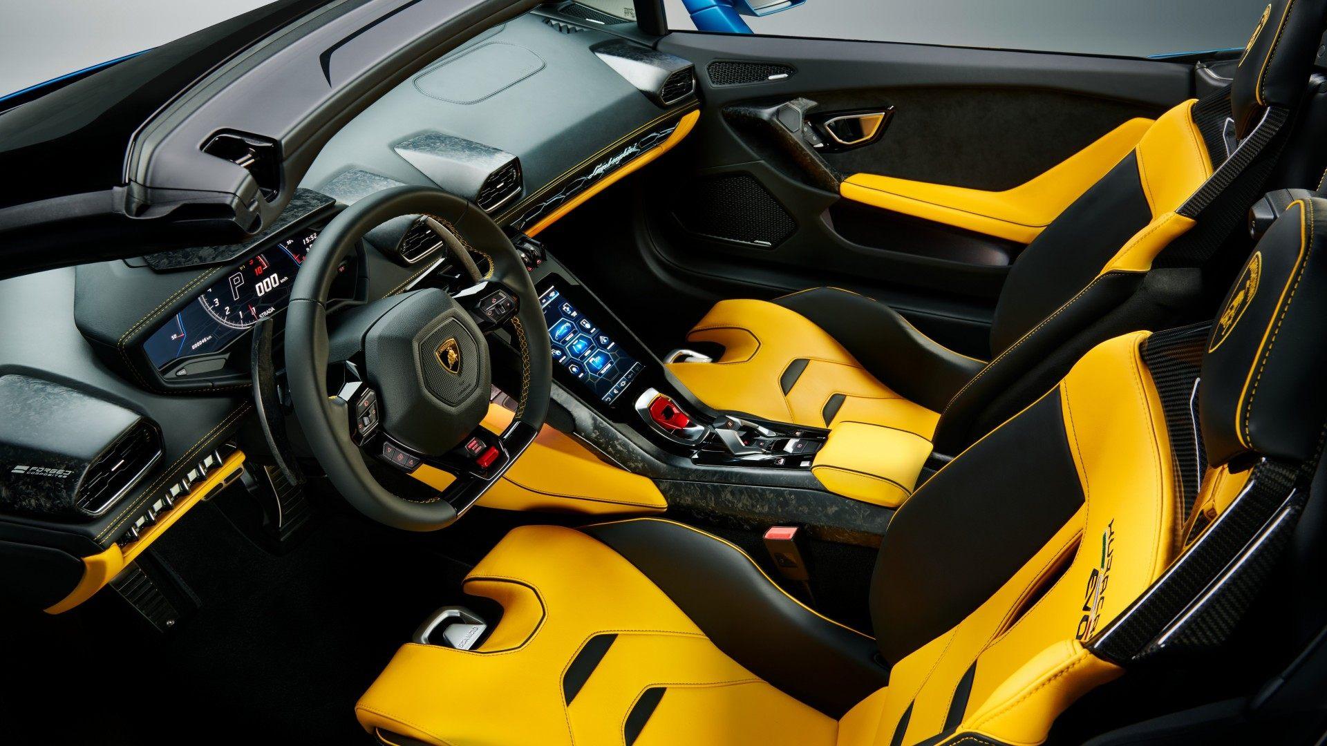 Lamborghini Huracan EVO RWD Spyder (10)