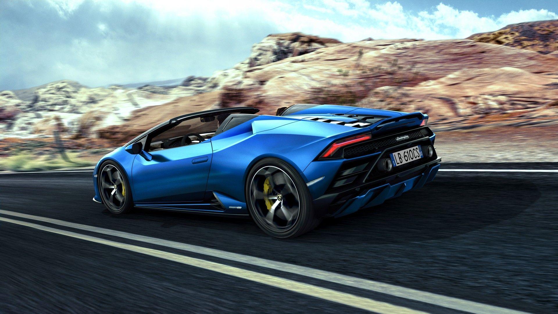 Lamborghini Huracan EVO RWD Spyder (7)