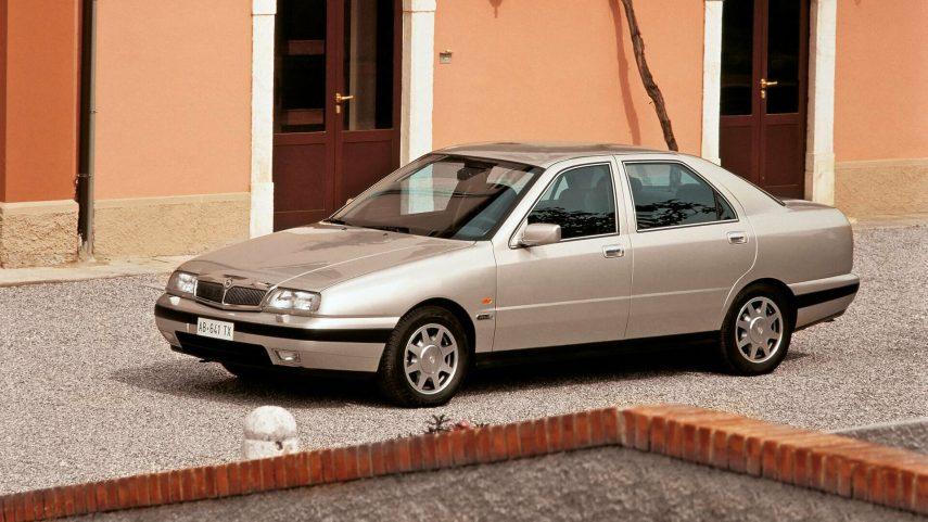 Coche del día: Lancia Kappa/k