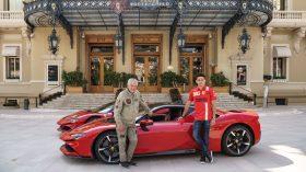 Le Grand Rendez Vous Ferrari SF90 Stradale Charles Leclerc (1)