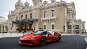 Le Grand Rendez Vous Ferrari SF90 Stradale Charles Leclerc (10)