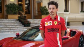 Le Grand Rendez Vous Ferrari SF90 Stradale Charles Leclerc (6)