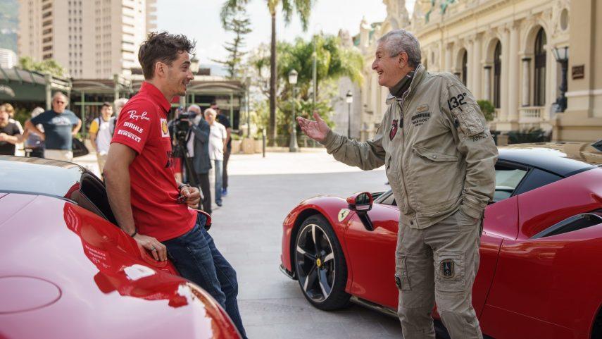 Le Grand Rendez Vous Ferrari SF90 Stradale Charles Leclerc (7)