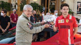 Le Grand Rendez Vous Ferrari SF90 Stradale Charles Leclerc (8)