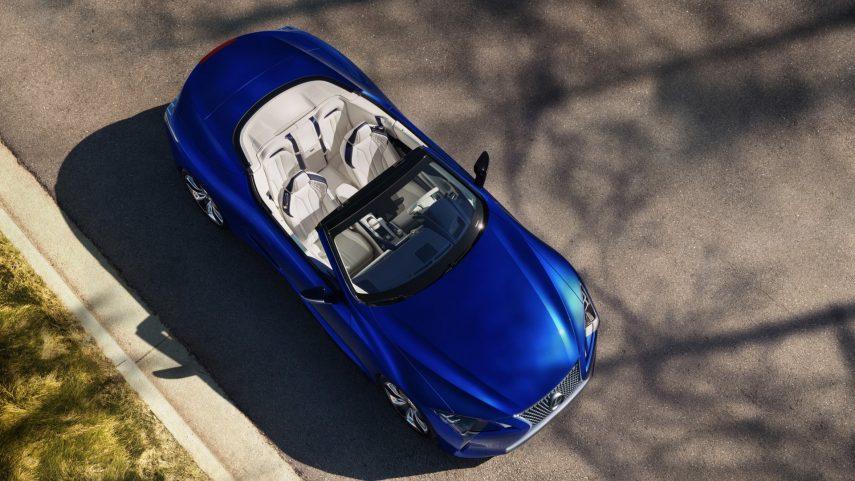 Lexus LC 500 Cabrio (17)