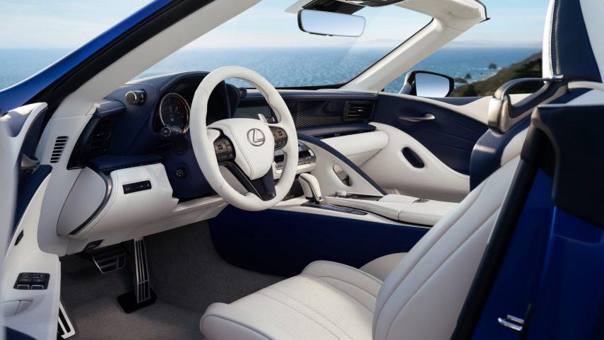 Lexus LC 500 Cabrio (18)