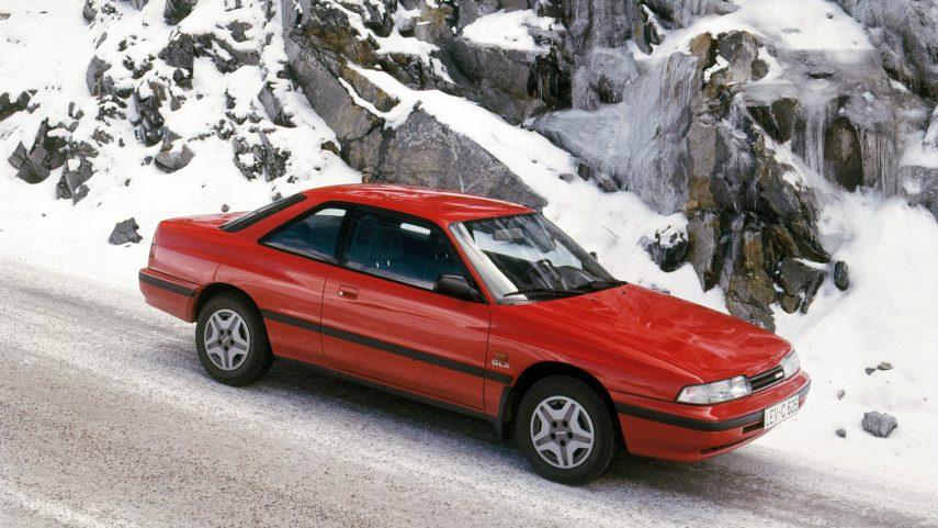 Coche del día: Mazda MX-6/626 Coupé (GD)