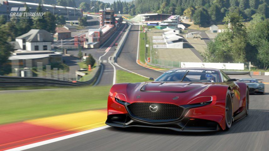 Mazda RX-Vision GT3 Concept, un sueño que ojalá se materializase