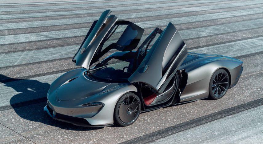 Los secretos del McLaren Speedtail