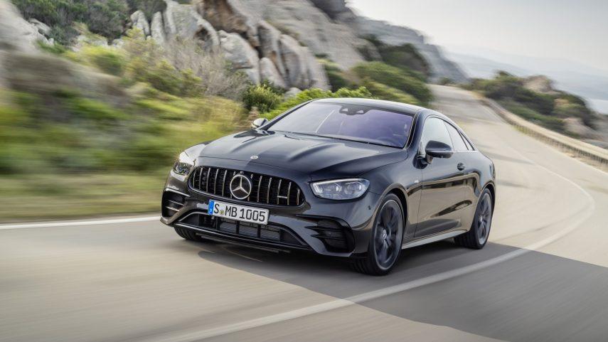 El renovado Mercedes-AMG E 53 4Matic+ sigue siendo igual de rápido