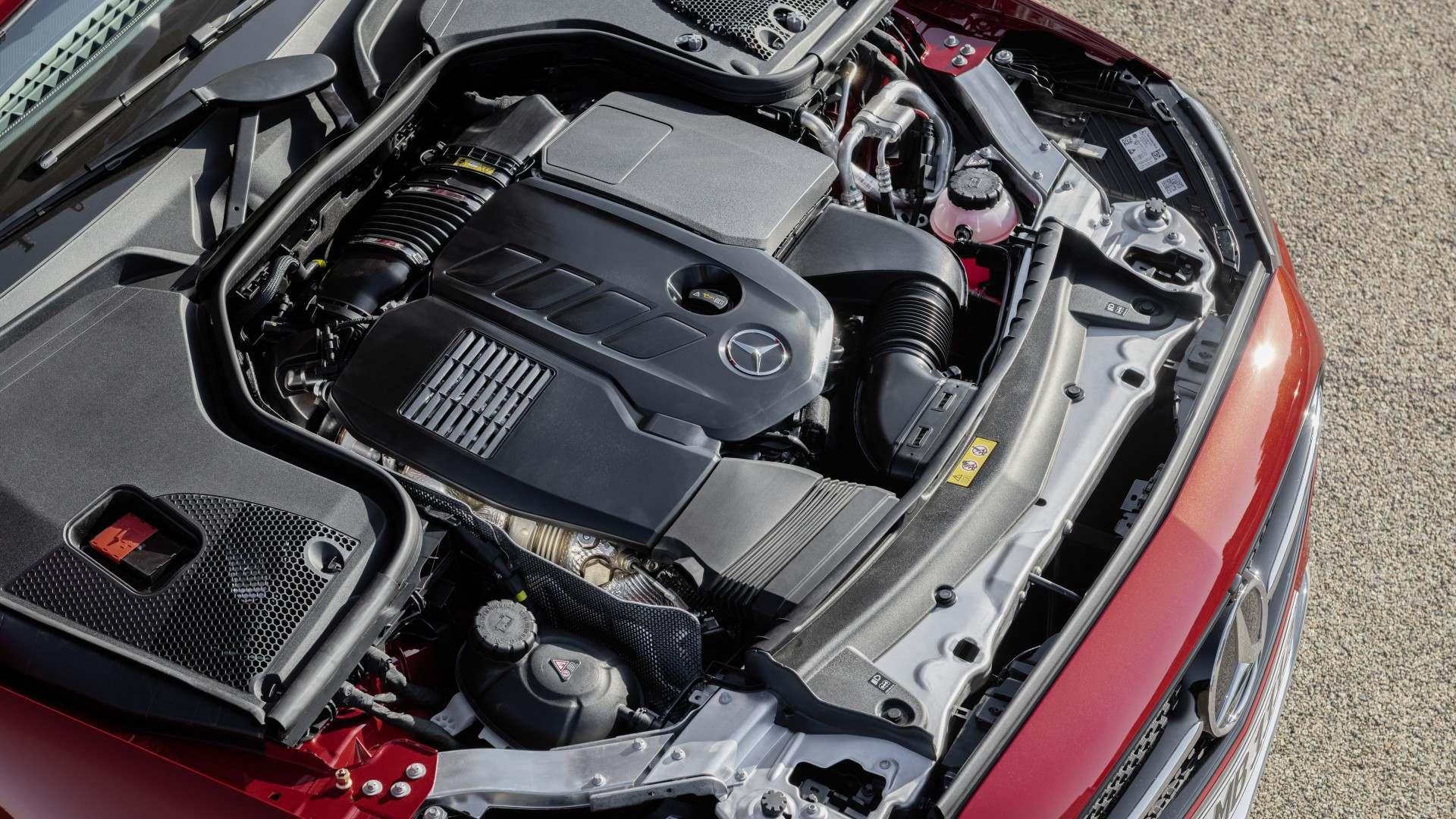Mercedes Benz Clase E Cabrio 2020 (15)