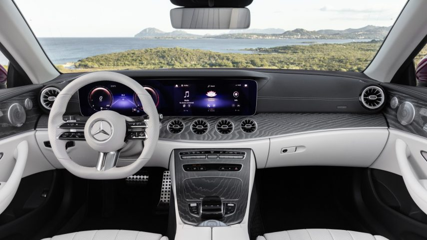 Mercedes Benz Clase E Cabrio 2020 (9)