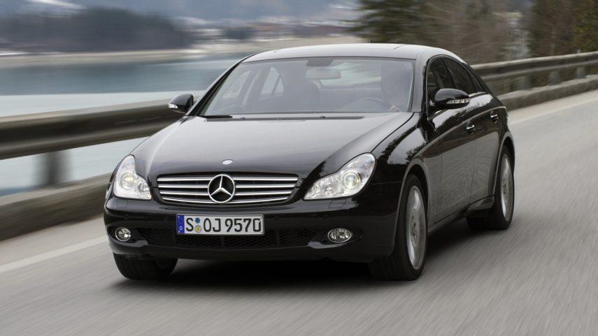 Coche del día: Mercedes-Benz CLS 350 CGI (C219)